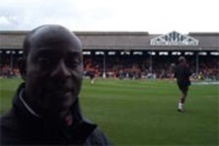 Fulham Groundsman called up to Ghana