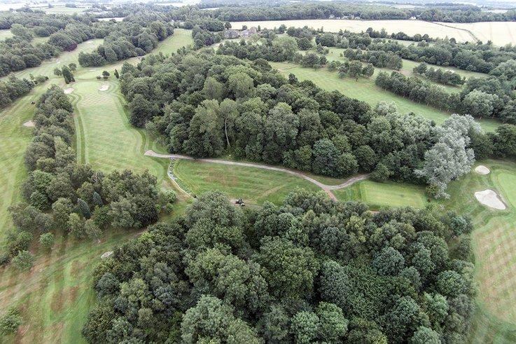 Burton on Trent Golf Course