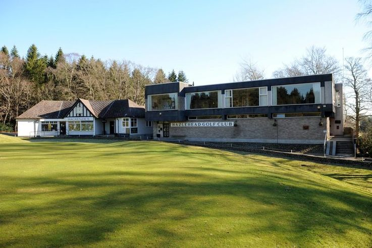 hazlehead golf club cover picture