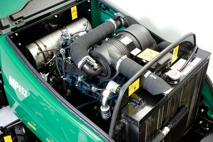 Tier 4F engine