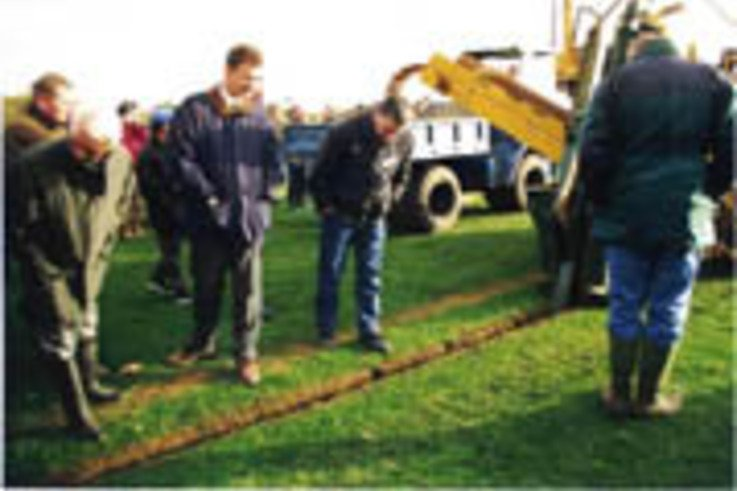 LDCA Sportsturf Drainage and Turfcare Seminars and Demonstrations