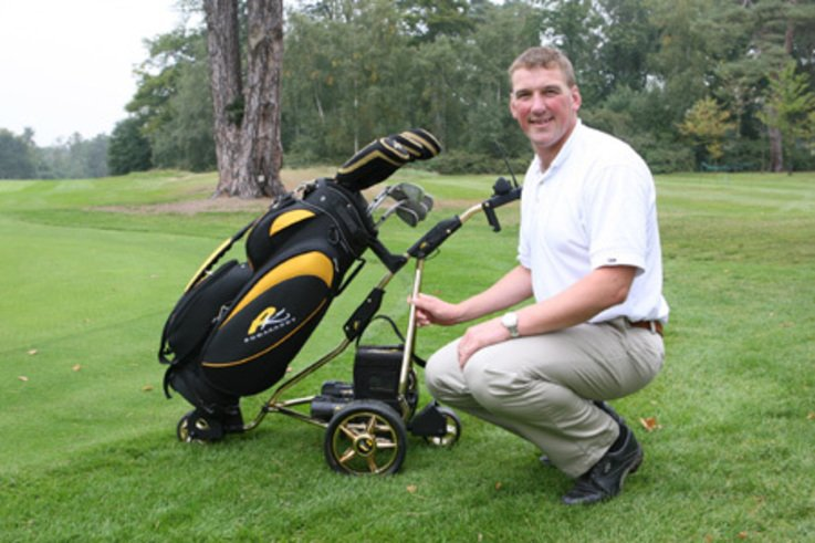 Pinsent Awarded fifth Gold by POWAKADDY
