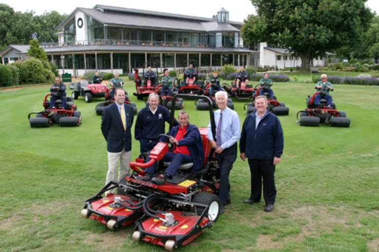 TORO gets seal of approval at Royal Mid-Surrey Golf Club