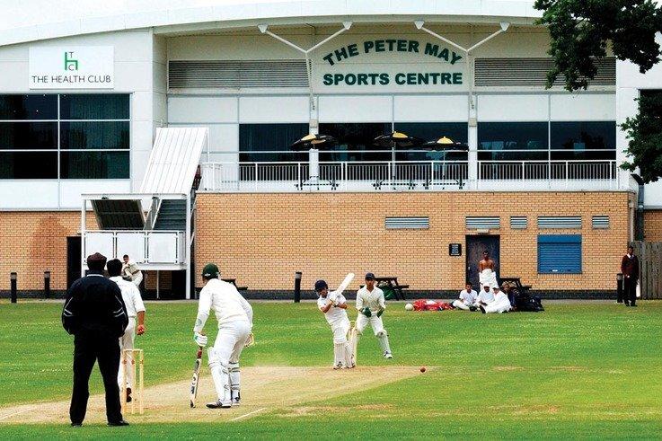 Peter May image 5   Cricket