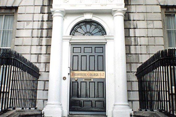 Belvedere Entrance