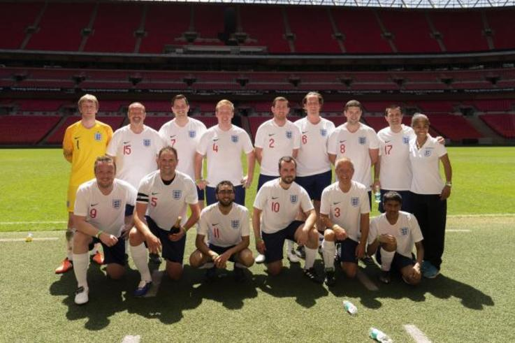 SportsBeat WembleyPlayOnThePitch 67