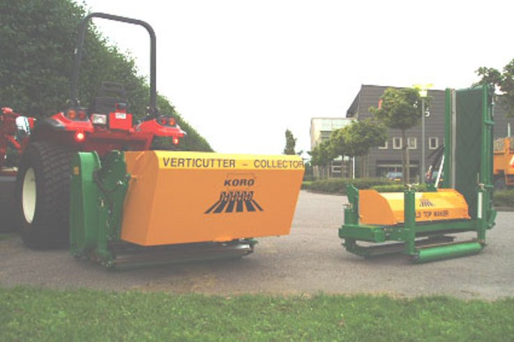 MARK II FTM 1200 version with Collector box & elevator set
