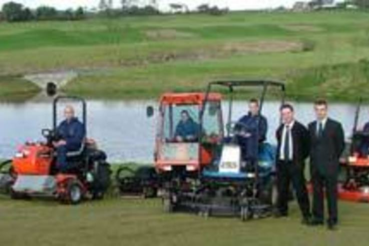 £400,000 investment by Gilnahirk Golf Club