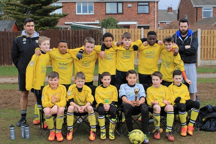 Abbey Lane U12's