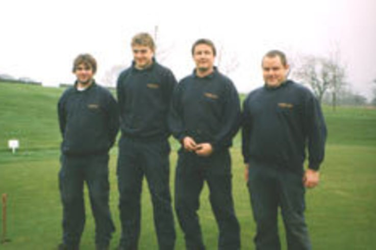 From Farmer to Greenkeeper at Bracken Ghyll GC