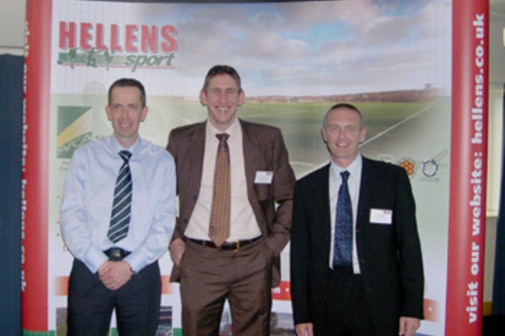 BSH supports contractor's launch event