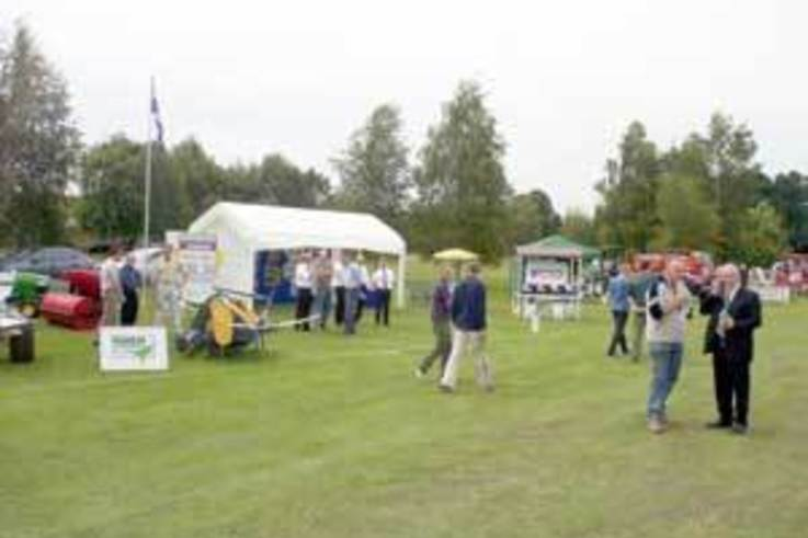 Reaseheath Sports Turf Show set to repeat success
