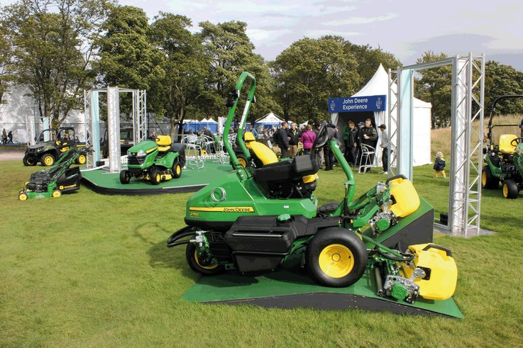 Decisions decisions - a turfgrass manager's role is to propose one or more capital expenditure projects