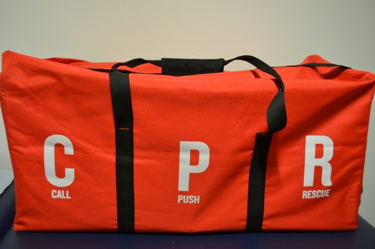 Brooksby Melton College Call Push Rescue Kit