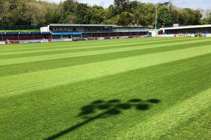 Dover FC Crabble Stadium
