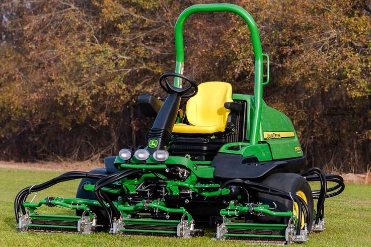John Deere's New 6000A Series