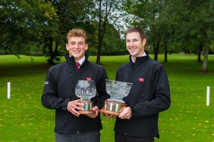 2017 winners Angus Roberts and Nick Machin