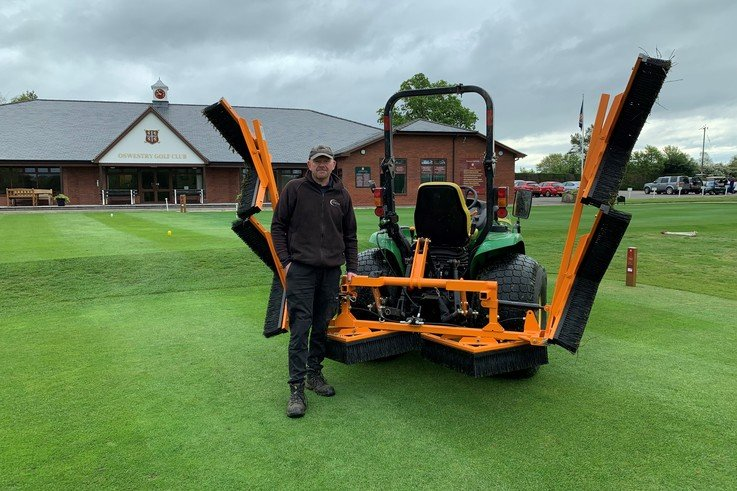 SISIS Flexibrush Oswestry GC