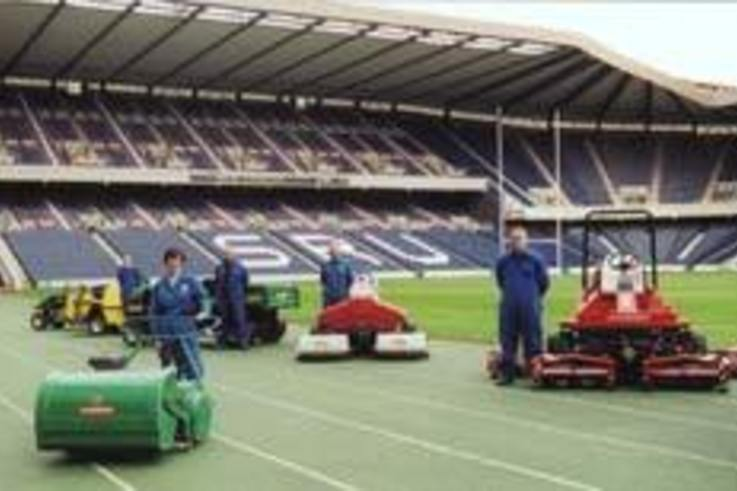 Ransomes Presence at Six Nations Championships