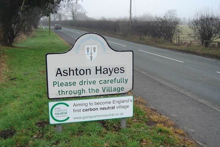 AshtonHayes Sign