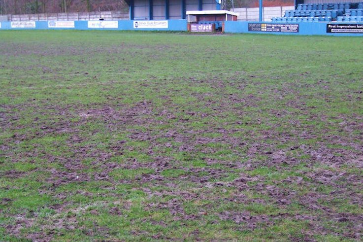 Rammy cut up over pitch