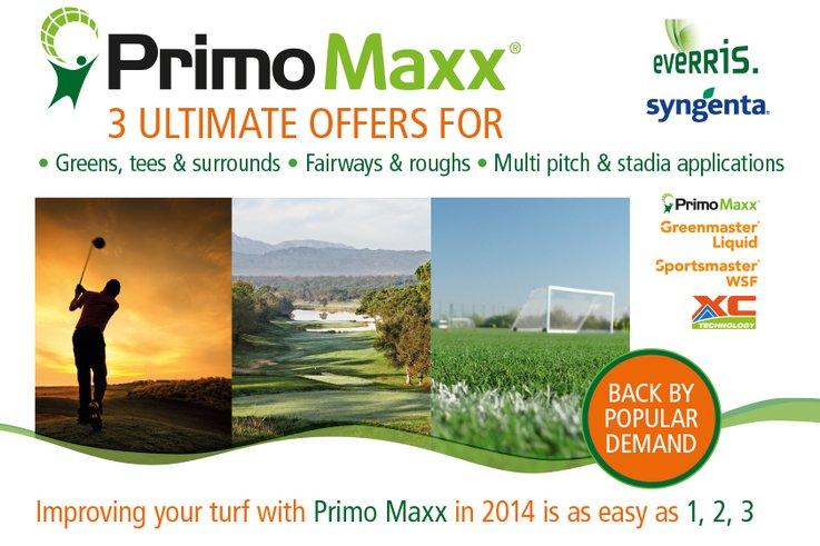 Primo Maxx Front Cover