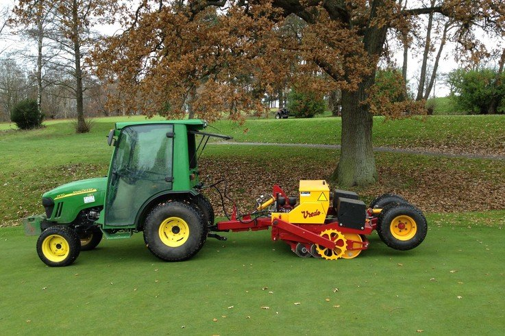 Vredo at Clitheroe GC