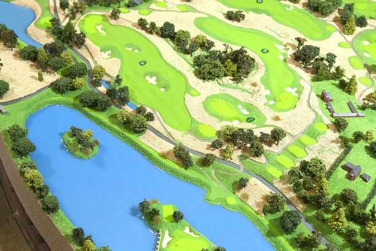 Golf course 2014