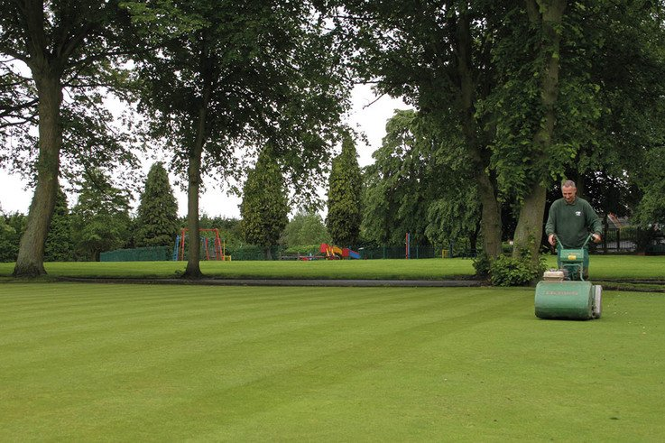 Bowls Mowing