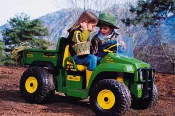 John Deere Toy Range for Junior Greenkeepers & Groundsmen
