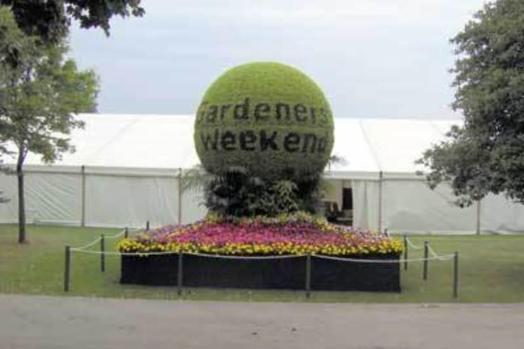 Gardeners'Weekend