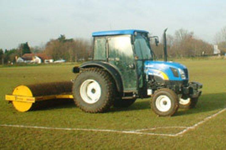 Stylish Tractor impresses Village Residents