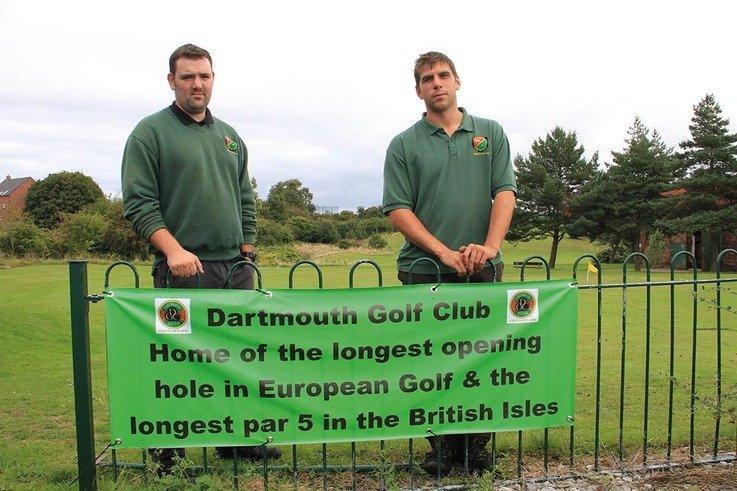 Dartmouth Shaun&Chris