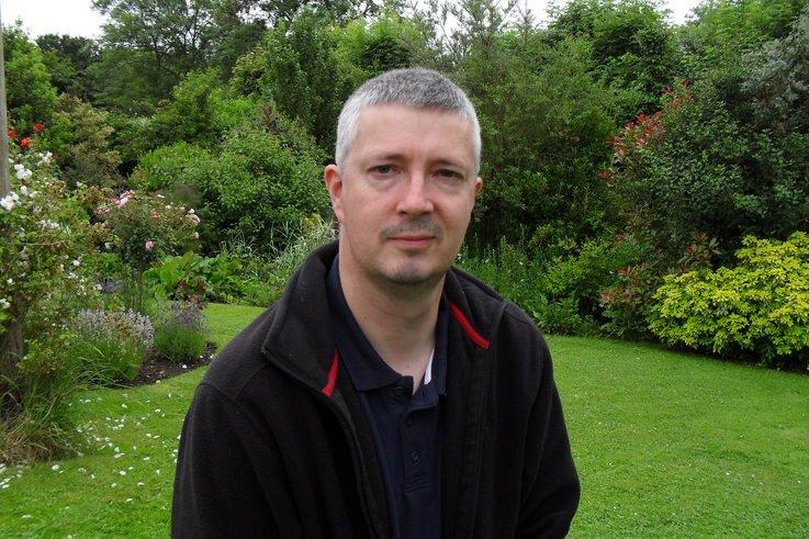 Colin Mumford