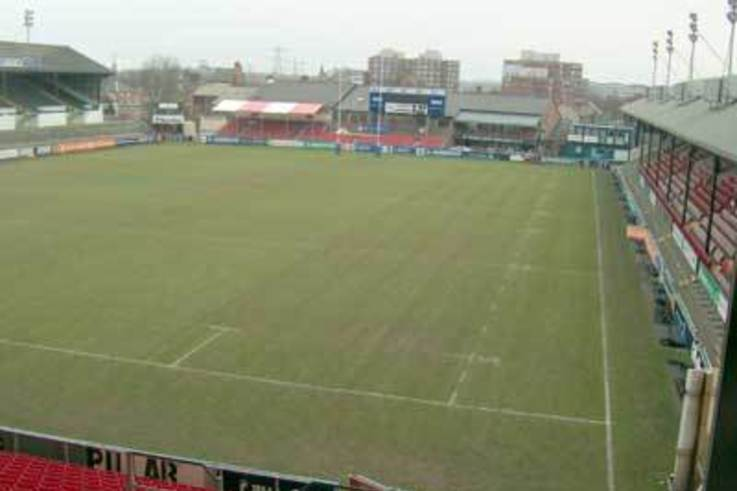 Welford Road home of the Tigers.