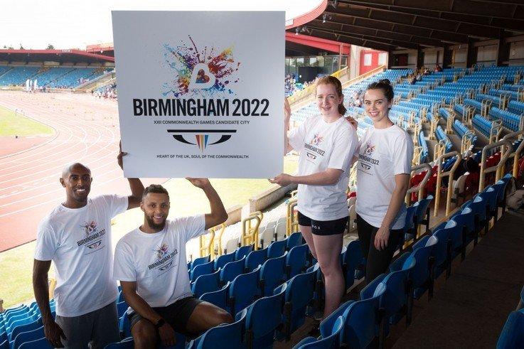 Birmingham in pole 1