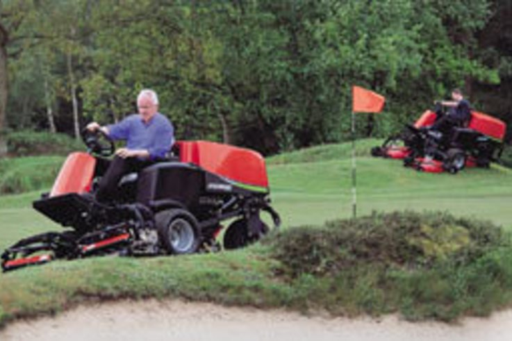 Ransomes Jacobsen - Built to perform