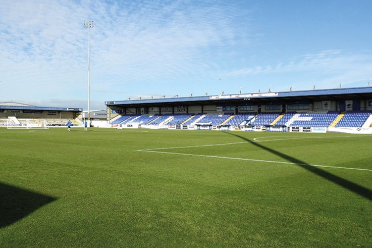 Chester-City-FC Corner