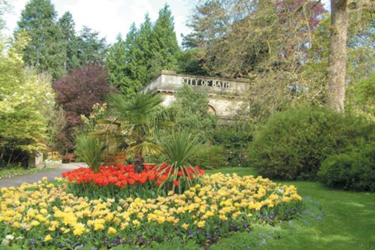 Horticulture excellence in Bath