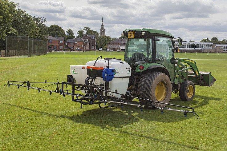 Martin Lishman Midi Spray 400 litre Tractor Mounted PRO sprayer with 4m boom