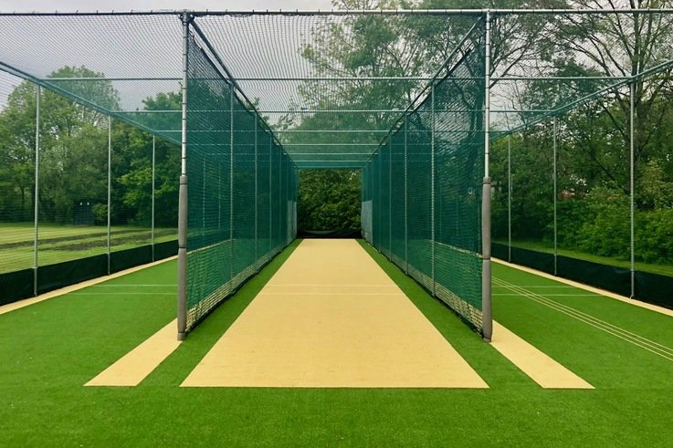 The NCP colourway mimics the 'straw' colour of a natural cricket pitch and is ideal for projects where aesthetics are a concern - such as near listed buildings of within historic or rural settings..jpeg