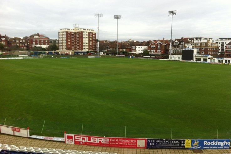 Work completed by Speedcut Contractors at Sussex Cricket Club (7)