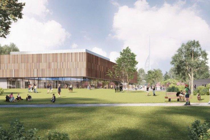 University of Portsmouth_Ravelin Park.jpg