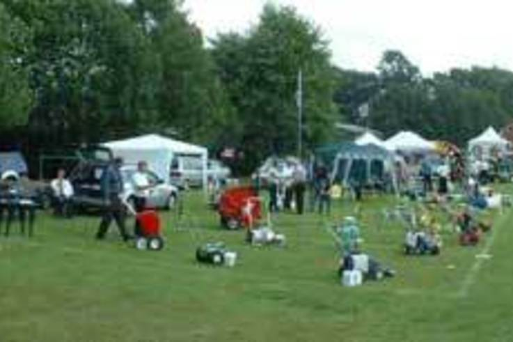 Reaseheath Turf Show – 7th July 2004