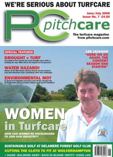 Pitchcare Magazine - Issue 7