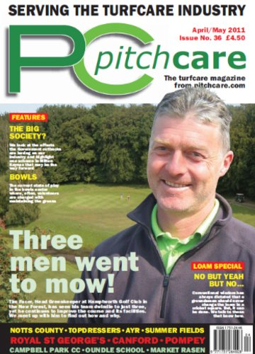 Pitchcare Magazine - Issue 36