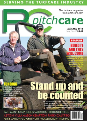 Pitchcare Magazine - Issue 42