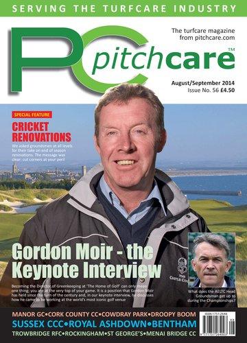 August / September 2014 cover