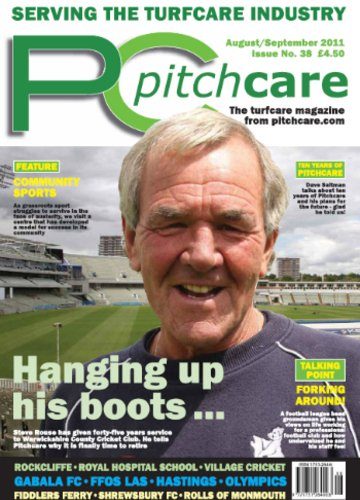 Pitchcare Magazine - Issue 38