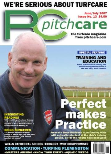 Pitchcare Magazine - Issue 13